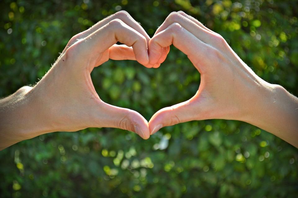 Love, Heart, Heart Shape, Romance, In Love, Romantic