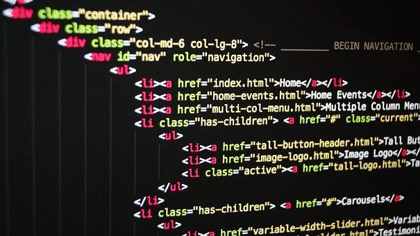 Code, Html, Digital, Coding, Web