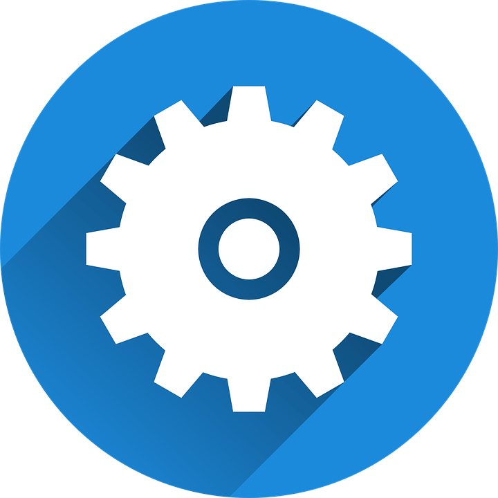 Gear Settings Options 183 Free Vector Graphic On Pixabay