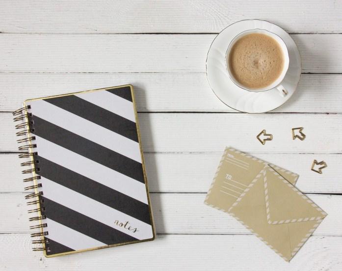 notes coffee kawa