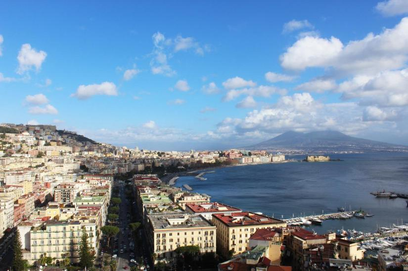 Napoli Vesuvio Mare - Foto gratis su Pixabay