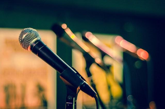 Microfonos
