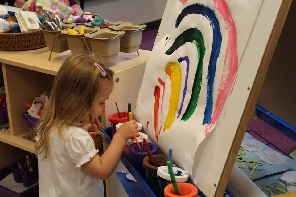 rainbow 1140420 960 720 - Arts & Crafts – They're Not Just For Rainy Days