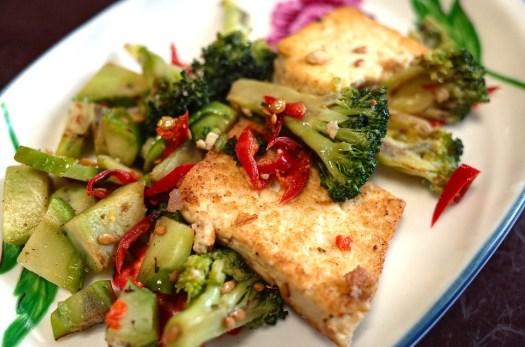 Cucina Vegetariana, Cucina Coreana, Tofu, Cucina