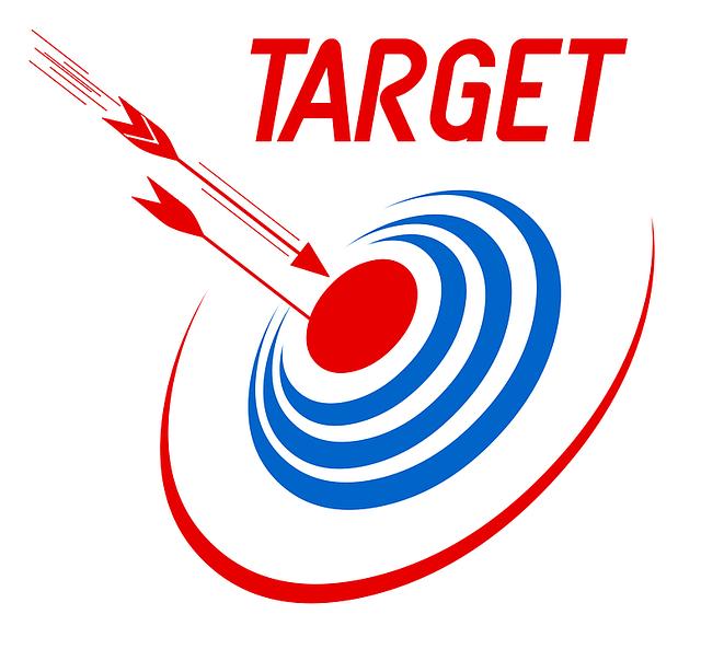 Goal Clip Art Arrow