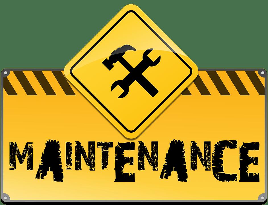 Maintenance Under Construction Web - Free image on Pixabay