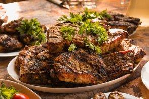 Meat, Food, Bbq, Fried Meat, Shish Kebab