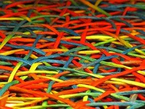 Plaid, Coaster, Bast, Colorful, Color