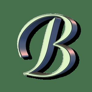 Fancy Letter B Designs Fancy Letter H Designs