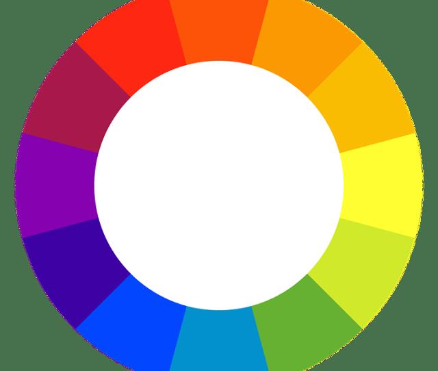Color Spectrum Circle Rainbow Color Palette Colors  C B Public Domain