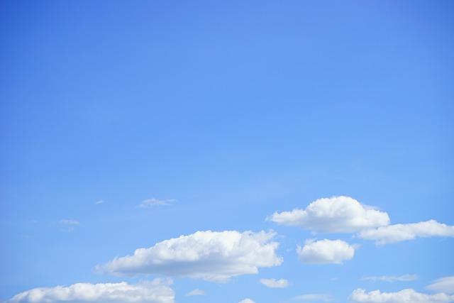 Blue Light Sky
