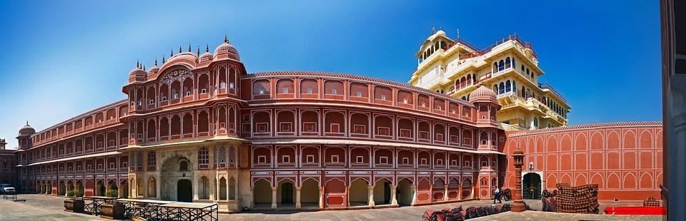 Jaipur, King Palace in RAJASTHAN intodaysblog