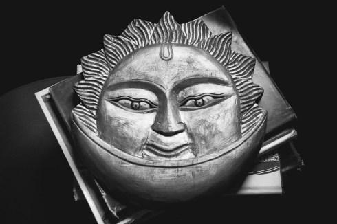 Sun, Moon, Symbol, Astrology, Allegory, Mythical
