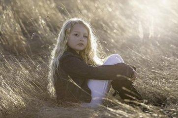 Model, Little Girl, Child, Portrait