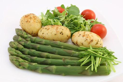 Appetite, Asparagus, Tomatoes, Calories