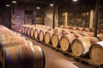 Vin, Beaujolais, Cave, Tonneaux De Vin, Keller