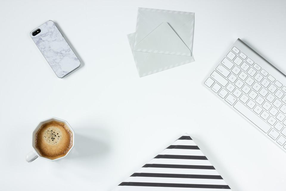 Marble Laptop Background