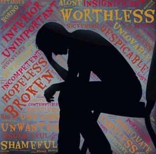 Depression, Voices, Self-Criticism