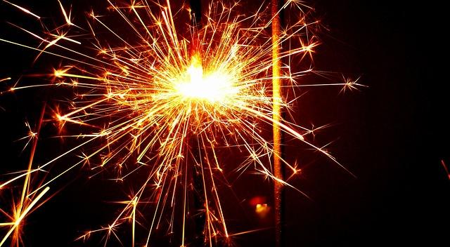 Free Photo Celebration Fire Fireworks Free Image On
