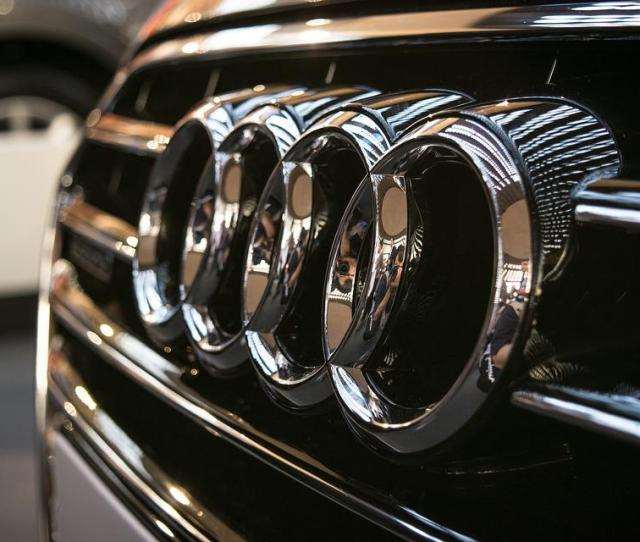 Audi Logo Cars Rings Vehicles Automotive Sign