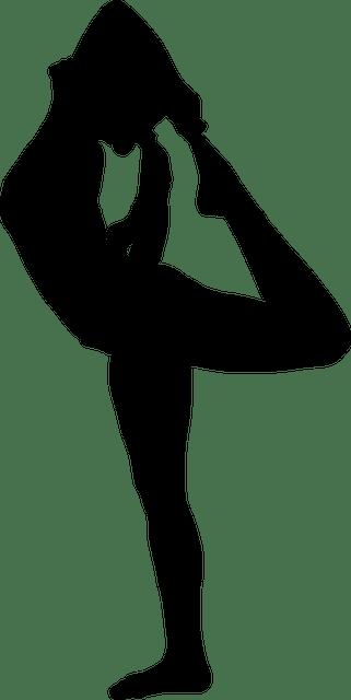 Free Vector Graphic Female Woman Girl Yoga Pose