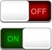 Hintergrund, Bar, Button, Comput
