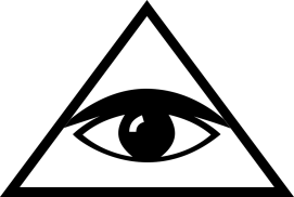 All-Seeing Eye pyramid
