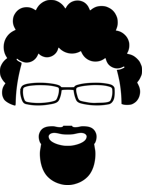 Beard Curly Face Free Vector Graphic On Pixabay
