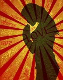 Prayer, Love, Woman, Gratitude, Thanks