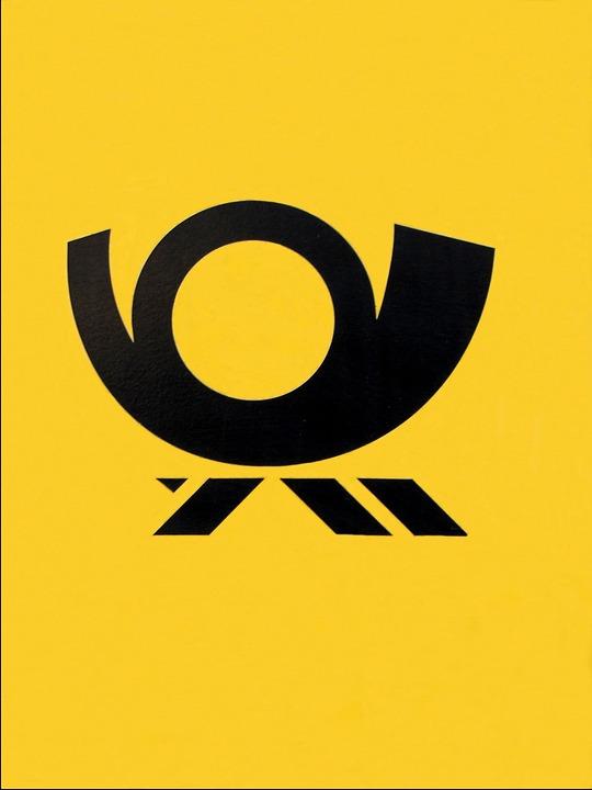 Free Photo Post Horn Post Logo Icon Free Image On
