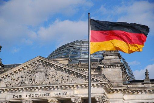 Reichstag, Berlin, Regierungsgebäude
