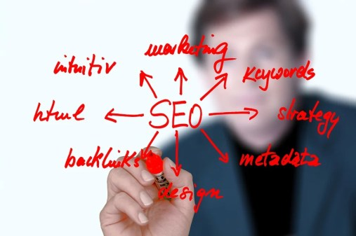 Search Engine Optimization, Seo, Programmer, Man, Write