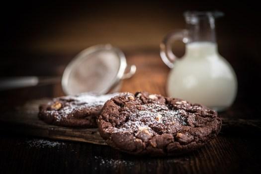 Cookies, Prodotti Da Forno, Fresco, Cioccolato, Dolce