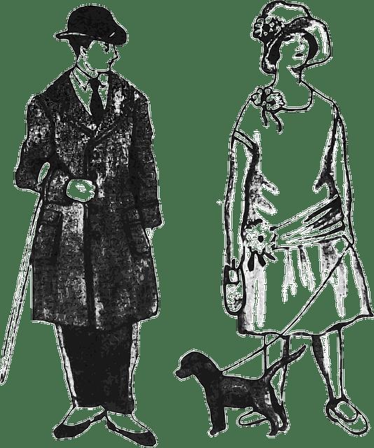 Casal Fashion 1920 · Free image on Pixabay