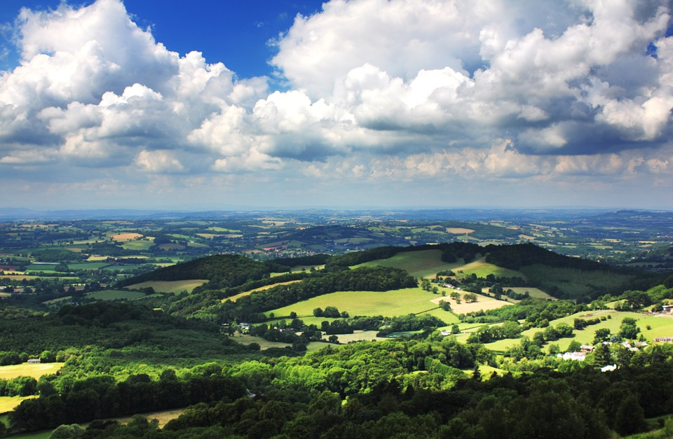 Campagna Contea di Bristol