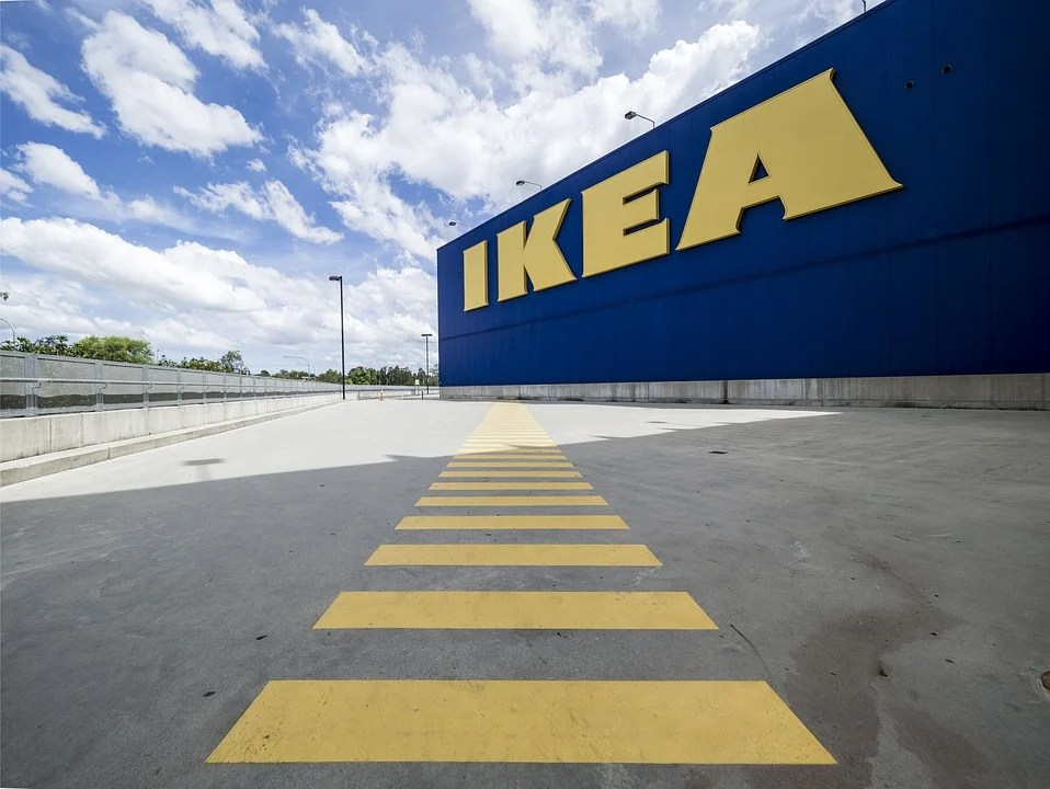 Ikea, Building, Warehouse, Furniture, Home, Design