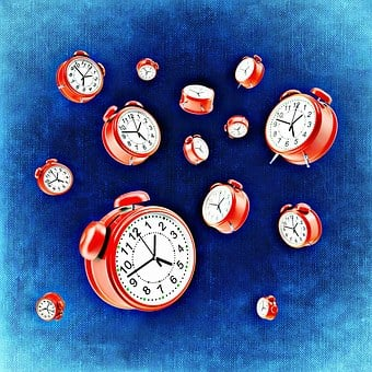 Clock, Alarm Clock, Time, Arouse