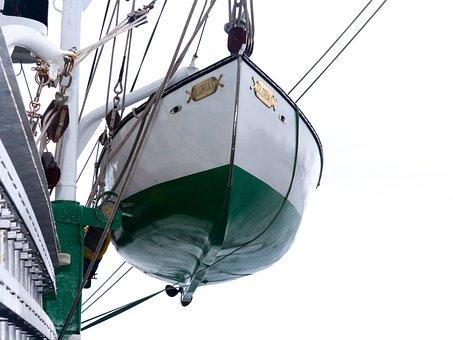 Rettungsboot, Boot, Rettung, Wasser