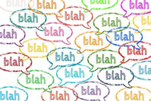Parole - Bla bla