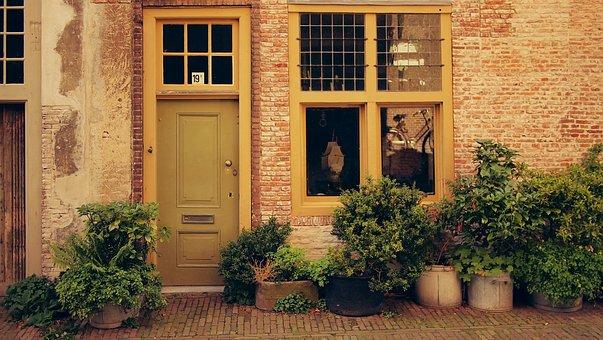 Rue, Leiden, Pays Bas, Néerlandais