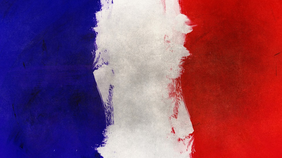 Free Illustration France Flag Home Country Free