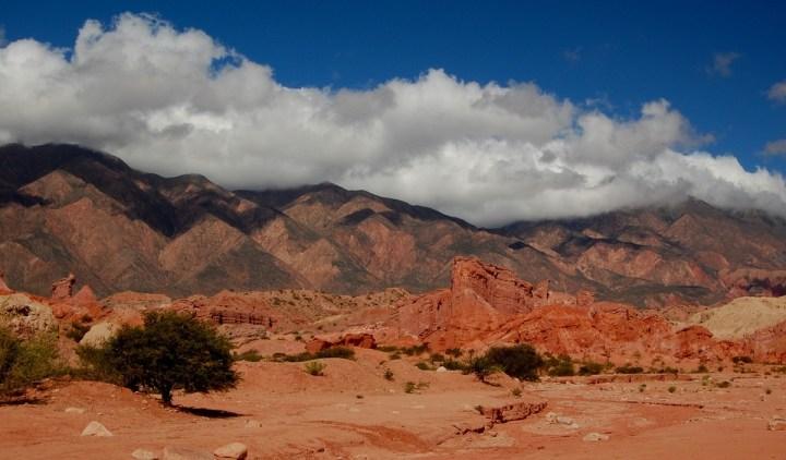 Argentine, Salta, Collines, Nature, Aride