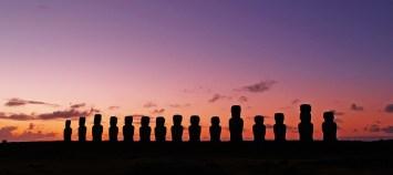Chile, Ilha De Páscoa, Rapa Nui, Moai, Viagens