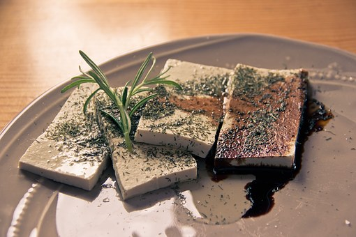 Tofu, Cibo, Soia, Vegetariano, Vegetale