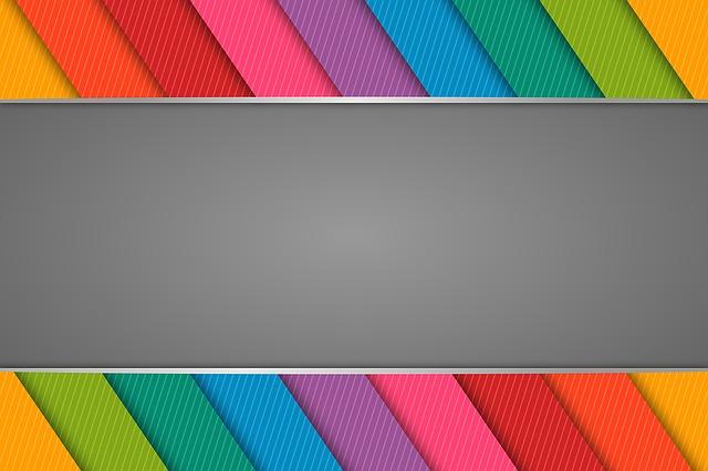 Abstract Border Colorful Free Image On Pixabay