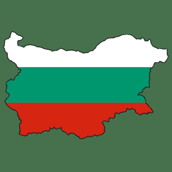 Bulgaria Map Flag Free Image On Pixabay