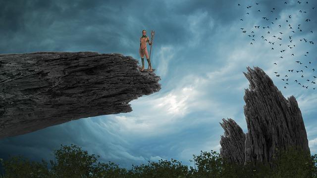 Free Illustration Fantasy Landscape Background Free