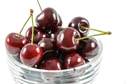 Mouth-Watering Cherries, Mouth Watering