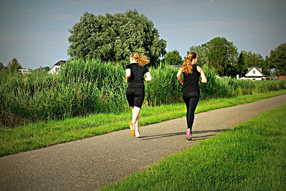 Jogging, Fitness, Exercise, Training, Sport