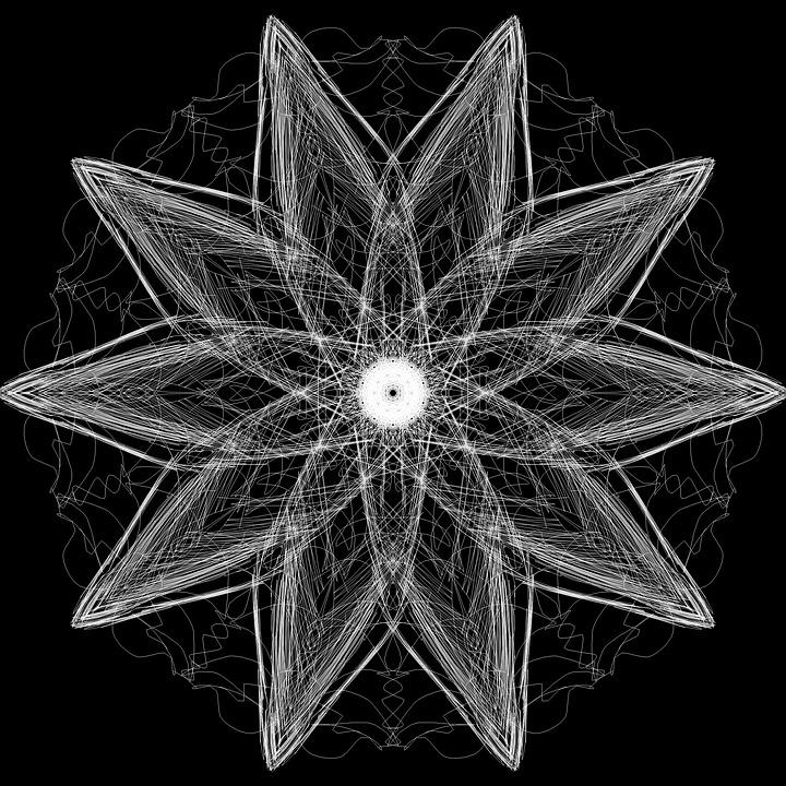 Free Photo Mandala Psychedelic Neon Free Image On